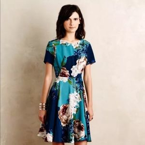 Anthropologie Paeonia Dress by Corey Lynn Calter